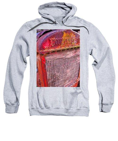 Old Red Sweatshirt