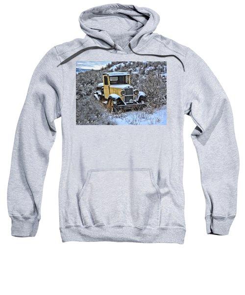 Old Yellow Truck Sweatshirt