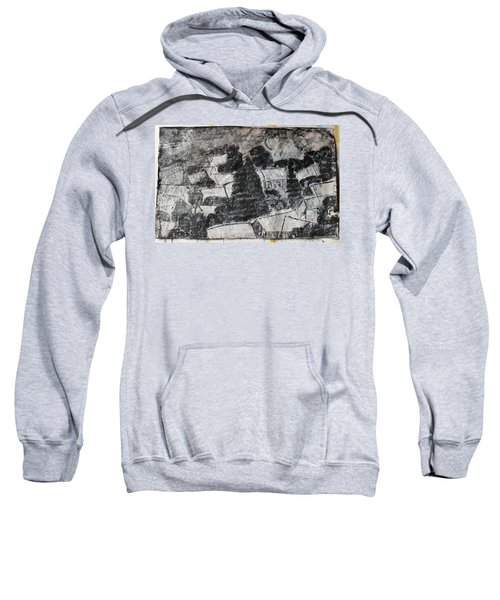 On The Day Of Execution Sweatshirt