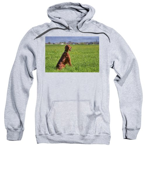 On The Watch Sweatshirt