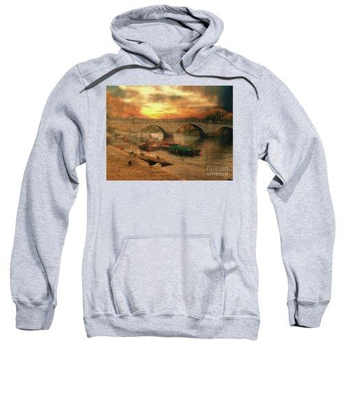 Once More To The Bridge Dear Friends Sweatshirt