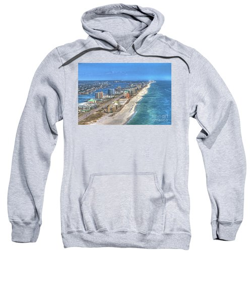 Orange Beach East Sweatshirt