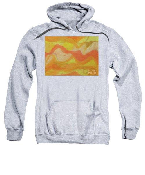 Orange Colors 1 Sweatshirt