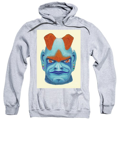 Orbyzykhan The Great Sweatshirt