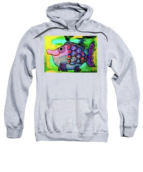 Oscar The Nosefish Sweatshirt