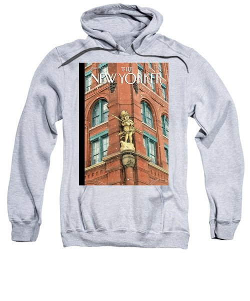 Out In The Cold Sweatshirt