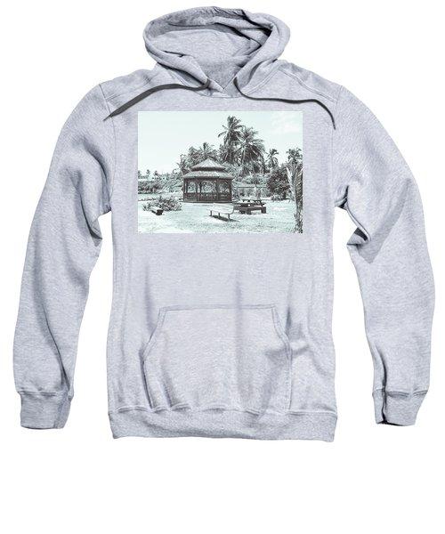 Pagoda On The Sea Sweatshirt