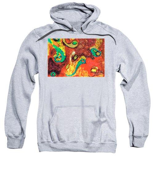 Paisley Whispers.. Sweatshirt