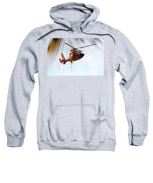 Palm Chopper Sweatshirt