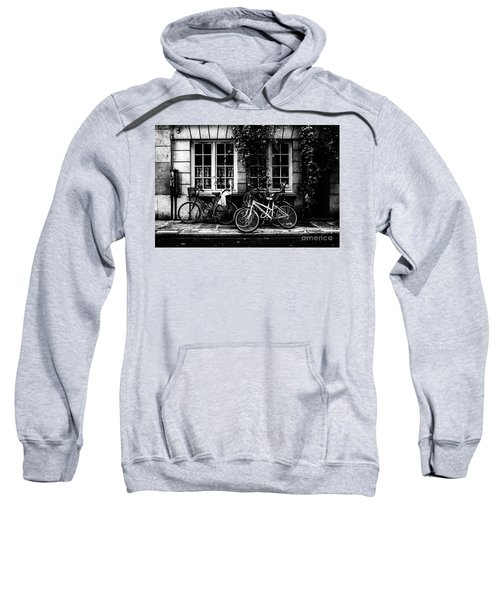 Paris At Night - Rue Poulletier Sweatshirt