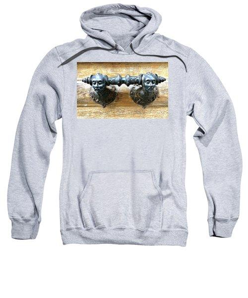 Paris Door Handle Sweatshirt