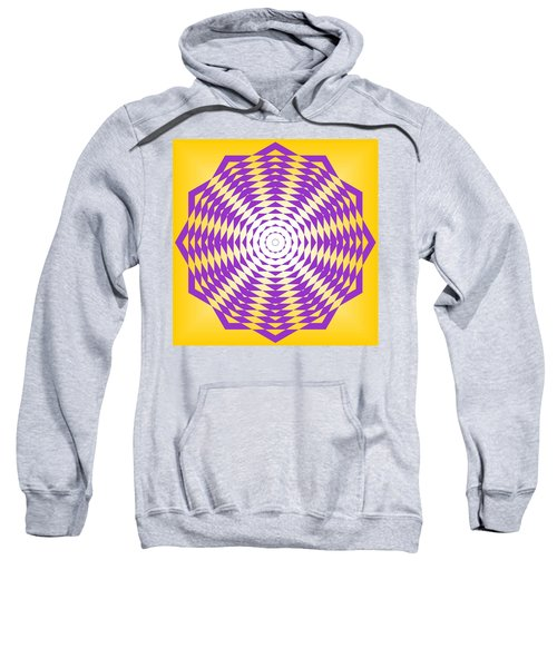 Passionate Purple  Sweatshirt