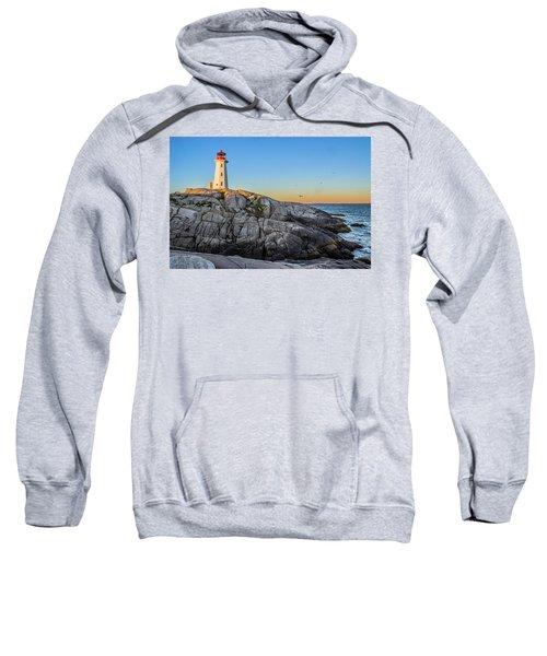 Peggys Cove Lighthouse Sweatshirt