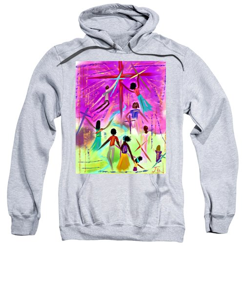 People Of The Cross Sweatshirt