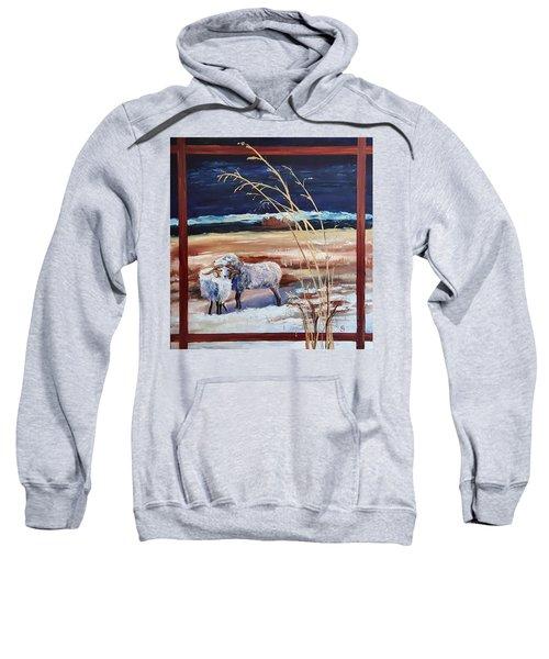 Phil And Alice Navajo Sheep    38 Sweatshirt