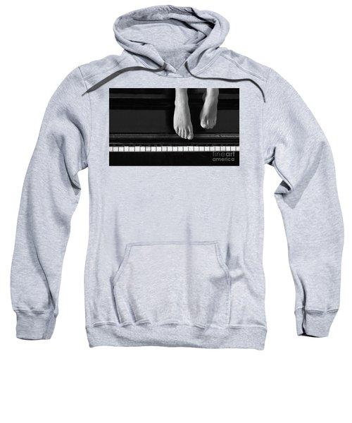 Piano #0215az Sweatshirt