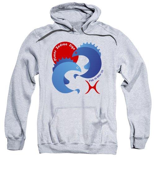 Pisces - Fishes Sweatshirt