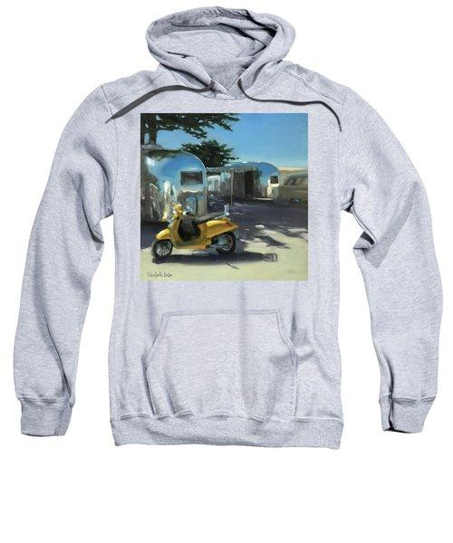 Pismo Vintage Rally Sweatshirt