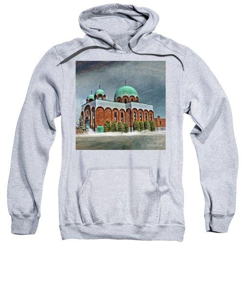Place Of Worship Sweatshirt