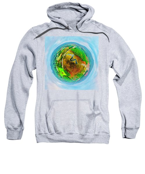 Planet Foliage Sweatshirt