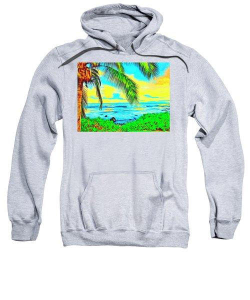 Poipu Sunrise Sweatshirt