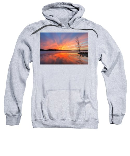 Pond Ablaze Sweatshirt