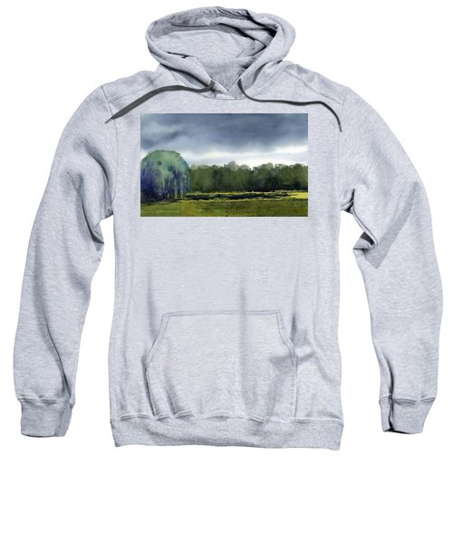 Pond At Taliesin Sweatshirt