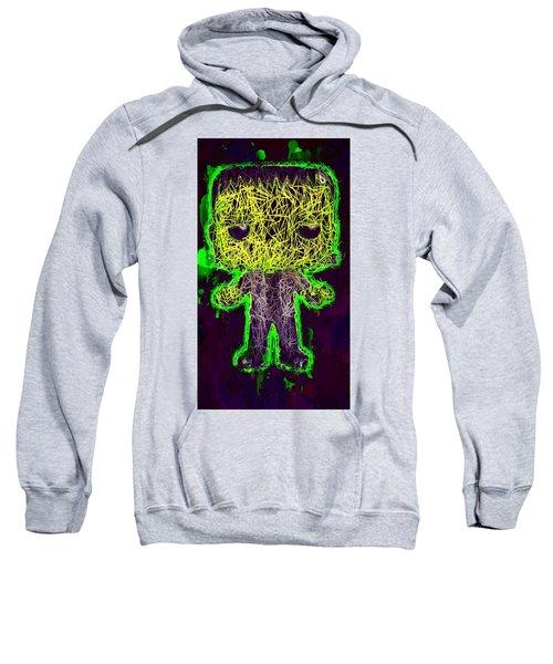 Frankenstein Pop 2 Sweatshirt