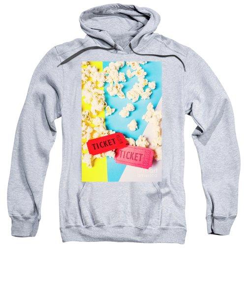 Popcorn Culture Sweatshirt