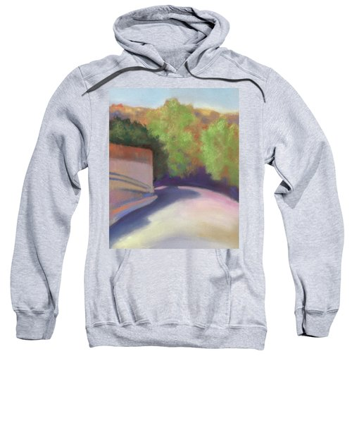 Port Costa Street In Bay Area Sweatshirt