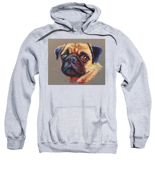 Precious Pug Sweatshirt