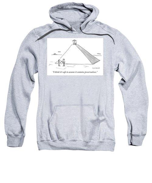 Preservatives Sweatshirt