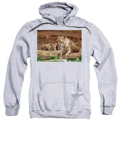 Pride Of The Pride 6114 Sweatshirt