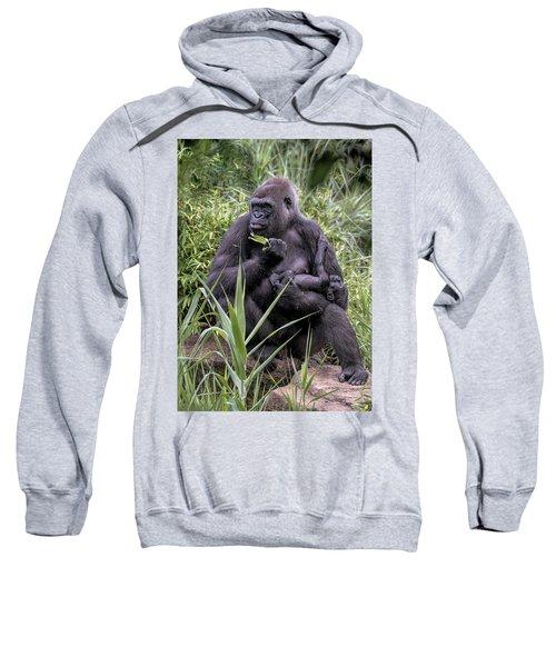 Proud Mama Silverback 6243 Sweatshirt