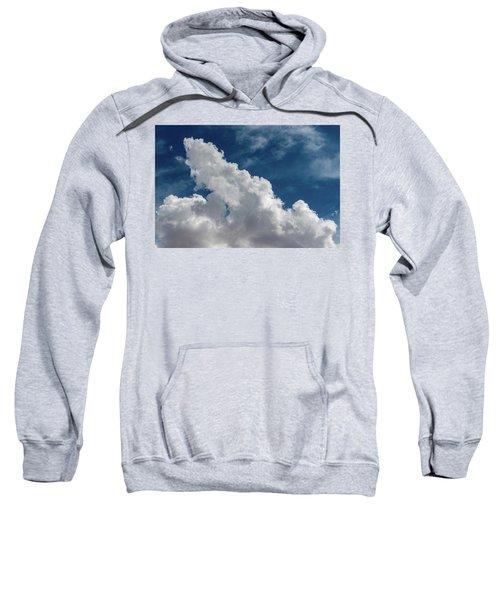 Puffy White Clouds Sweatshirt