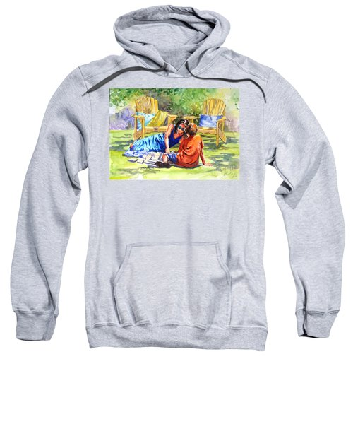 Quality Time Sweatshirt