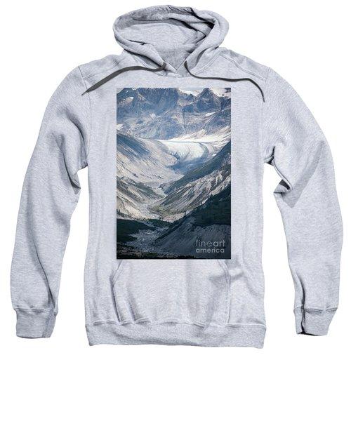 Queen Inlet Glacier Sweatshirt