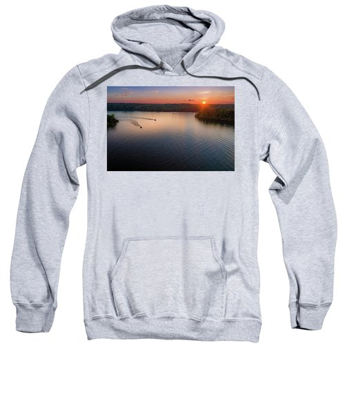 Racing The Sun Sweatshirt