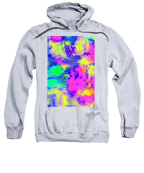Rainbow Radiance Sweatshirt