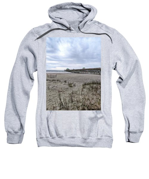 Rainy Beach Day Sweatshirt