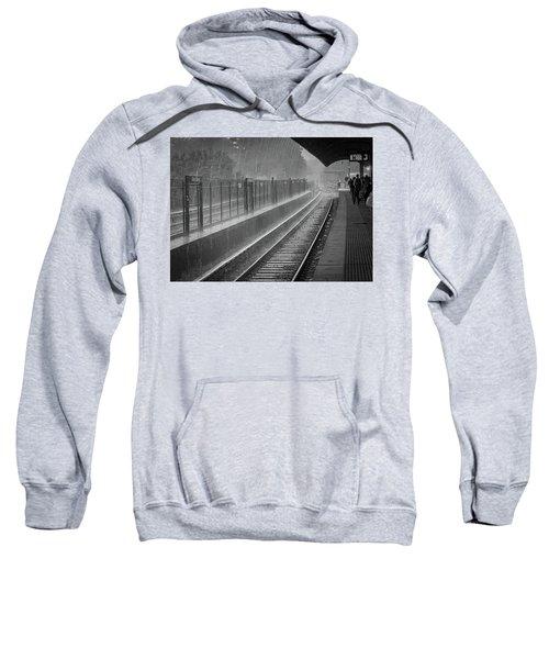 Rainy Days And Metro Sweatshirt