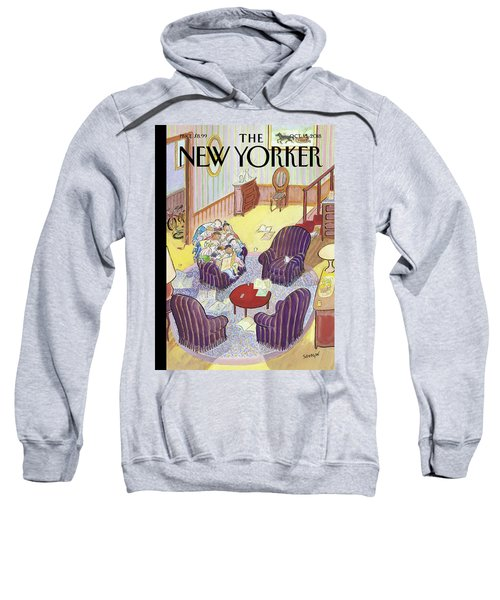 Reading Group Sweatshirt