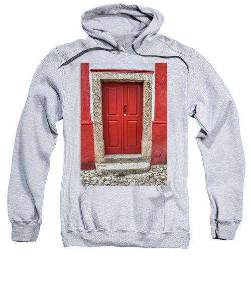 Red Door Nine Of Obidos Sweatshirt