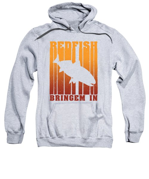 Redfish Dusk Patrol Sweatshirt