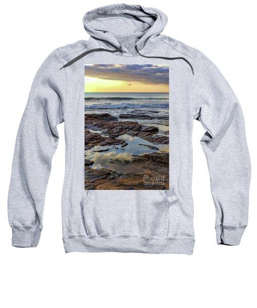 Reflections On The Rocks Sweatshirt