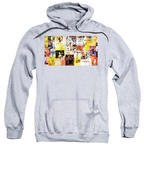 Remembering Broadway Sweatshirt