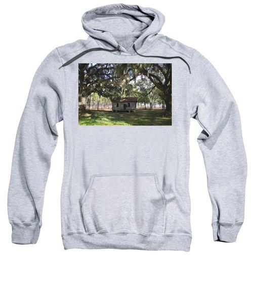 Resting Under The Big Shade Trees Sweatshirt