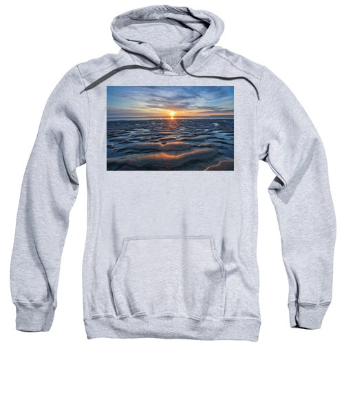 Rippled Sweatshirt