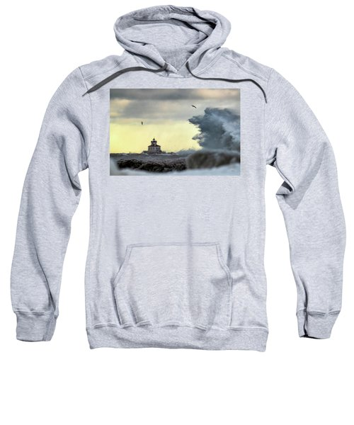 Rise Up Above The Storm Sweatshirt