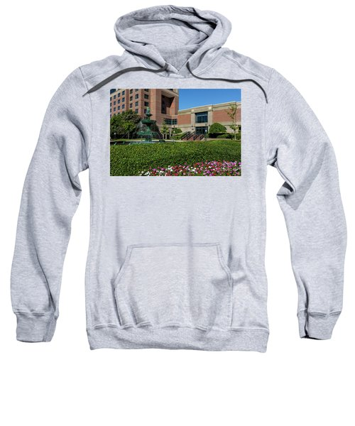 Riverwalk Augusta Ga Fountain Sweatshirt